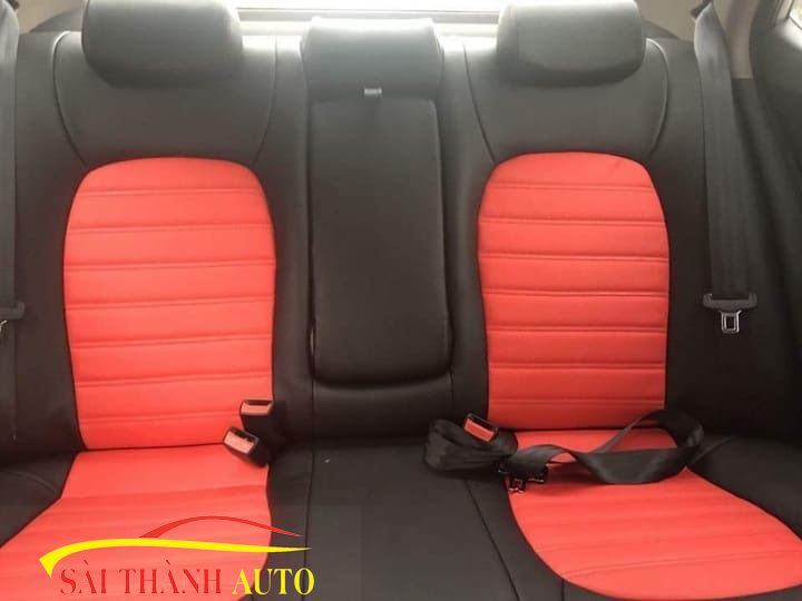 bọc ghế da Hyundai i10 tại Sài Thành Auto