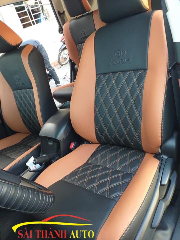 may bọc ghế da ô tô tại Tân Bình