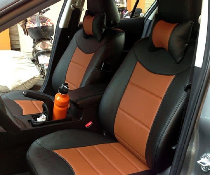 Bọc ghế da Hyundai i20 tại tphcm