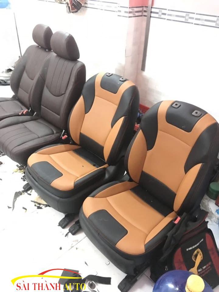 Bọc ghế da ô tô tại quận 7