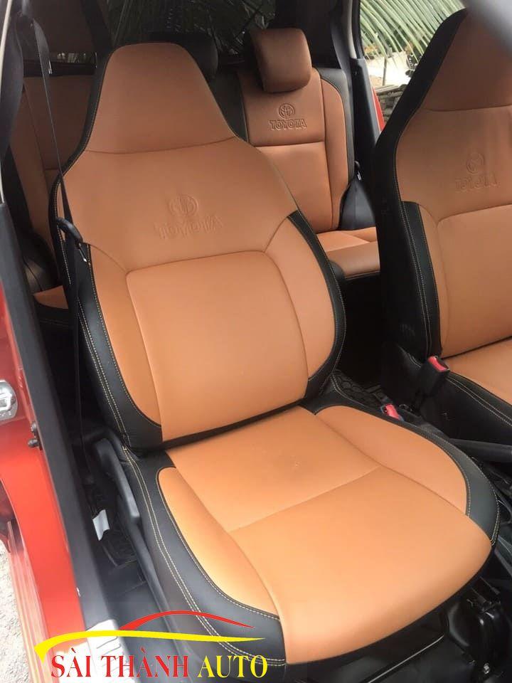 Bọc ghế da ô tô tại quận Tân Phú