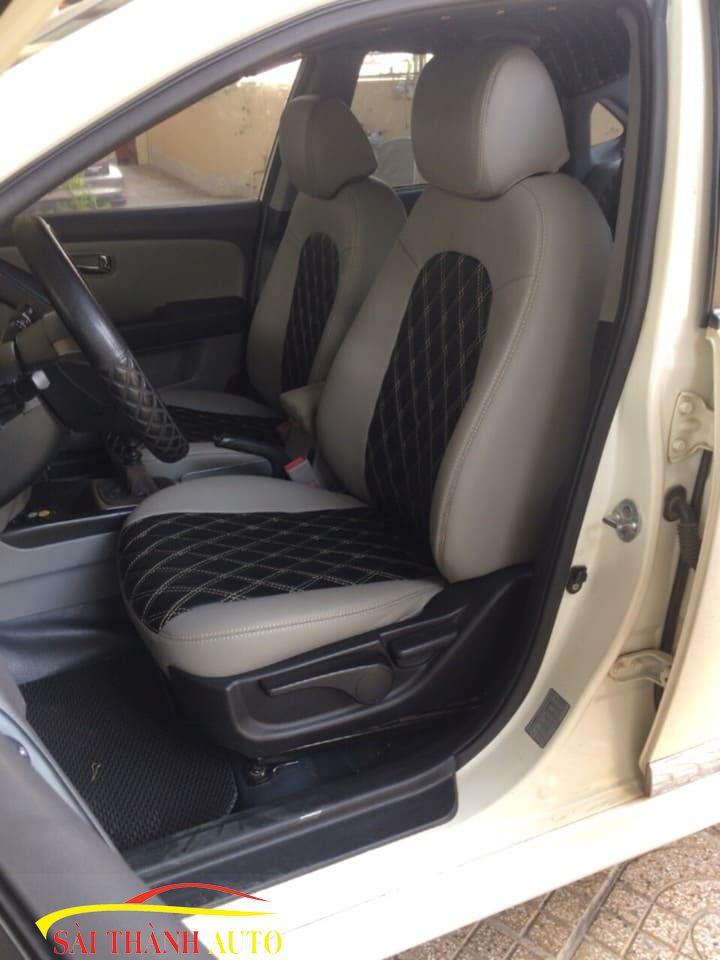 bọc ghế da ô tô tại Bình Tân 2019