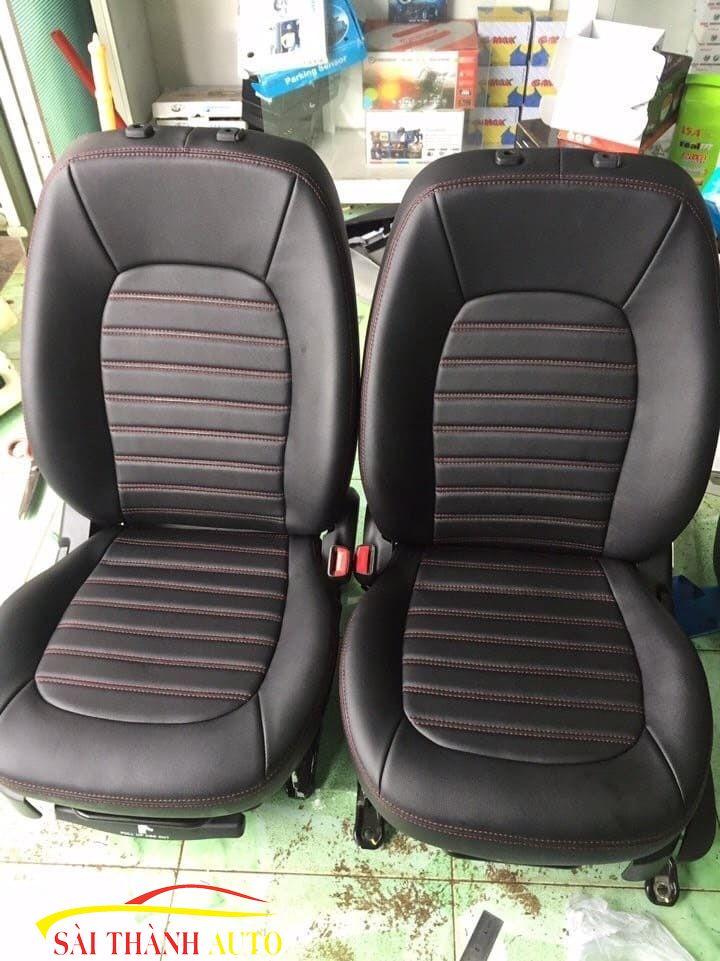 bọc ghế da hyundai i10 tại tphcm