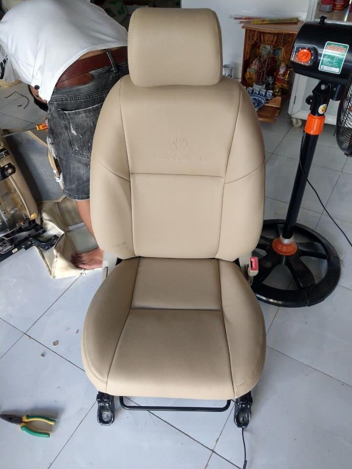 bọc ghế da ô tô Innova