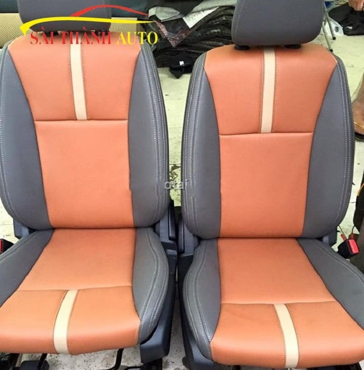 bọc ghế da hyundai Accent tại tphcm 456